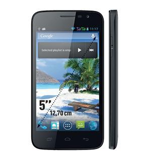 Smartphone Androïd LAZER Greg 5 pouces nu débloqué (noir ou blanc)