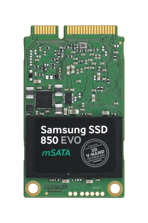 SSD interne mSATA Samsung EVO 850 (MZ-M5E500BW) - 500 Go
