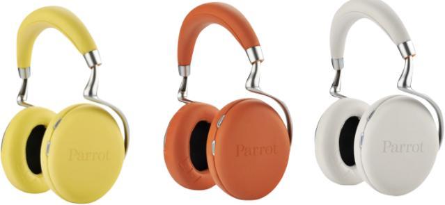 [Adhérents] Casque Bluetooth  Parrot Zik 2.0 Design by Starck (+75€ crédités sur votre compte fidélité)  -  blanc, orange ou jaune
