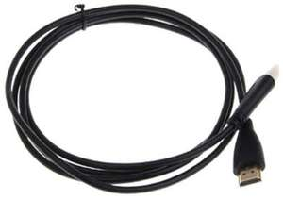 Câble HDMI - plaqué or, 1.8 m