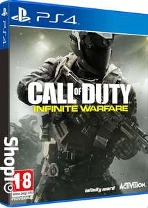 Call of Duty: Infinite Warfare sur PS4