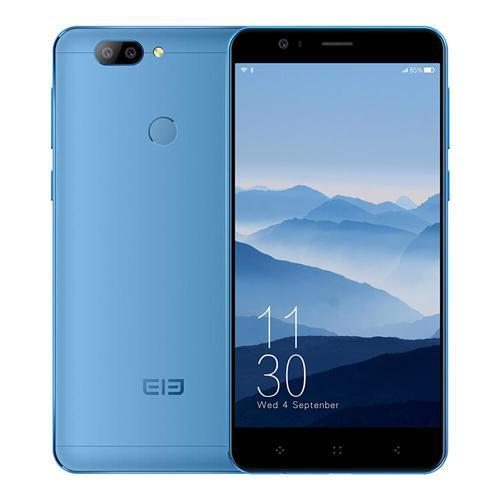 "Smartphone 5.0"" Elephone P8 Mini - Full HD, MTK6750T, 4 Go RAM, 64 Go ROM, (avec B20), différents coloris"