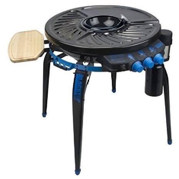 Barbecue à gaz Blacktop 360 transportable