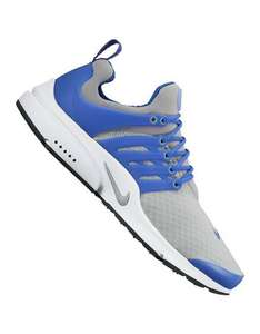 Baskets homme Nike Air Presto - GrisWolf/BleuParamount