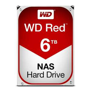 "Disque dur interne 3.5"" Western Digital WD RED - 6 To"