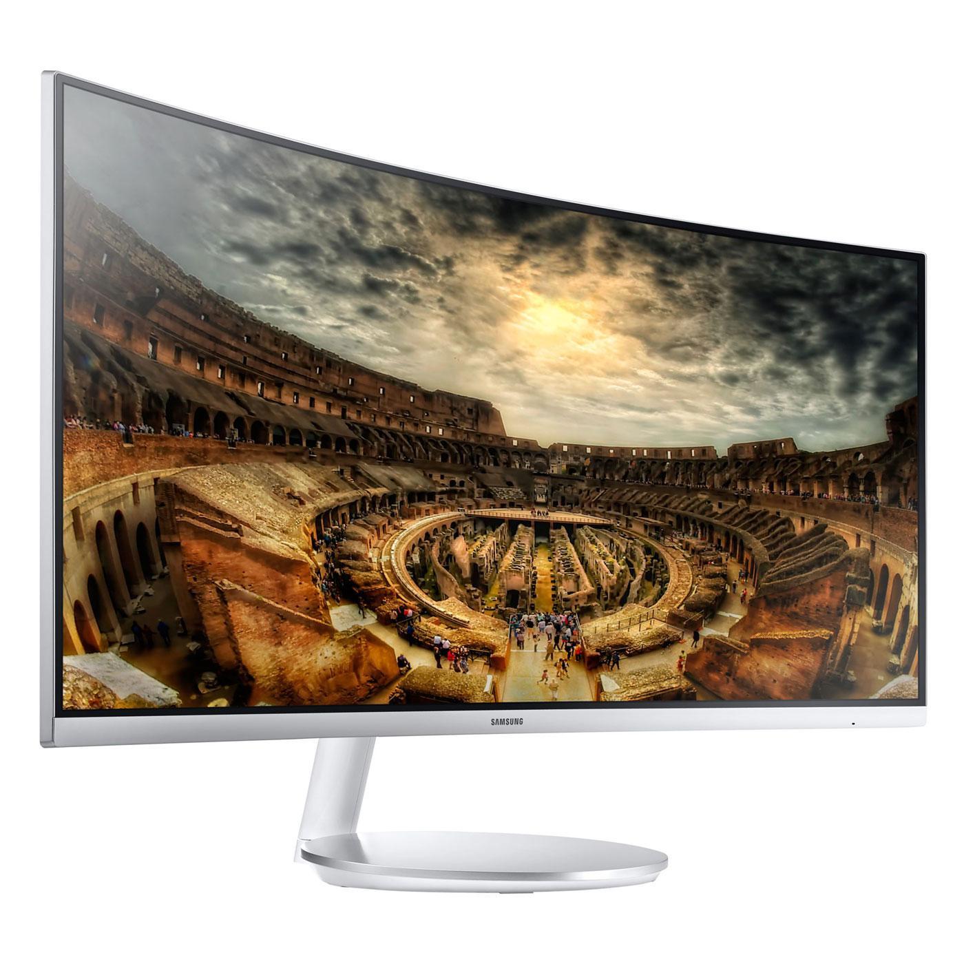 """Sélection de Moniteurs PC Samsung en promotion - Ex: Ecran PC 34"""" Samsung C34F791WQ - LED (via ODR de 15%)"""