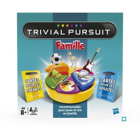 Jeu de Société Hasbro Trivial Pursuit Famille
