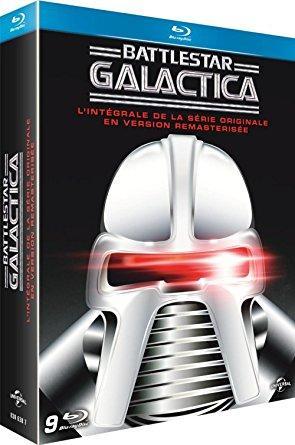 Coffret Blu-ray Battlestar Galactica - L'intégrale de la Série