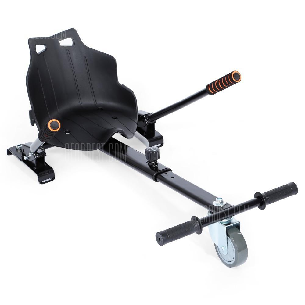 Siège Hoverkart pour Hoverboard Electrique - Noir