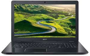"PC portable 17"" Acer Aspire F5-771G-501F - Full HD, i5-7200U, RAM 8Go, 1To,  HD Graphics 620, Windows 10"