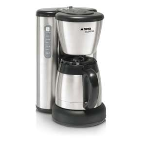 Cafetière Express isotherme SEB Inox 1L