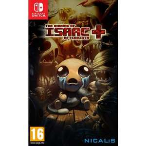 [Précommande] The Binding Of Isaac : Afterbirth + sur Nintendo Switch