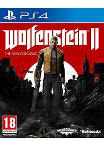 [Précommande] Wolfenstein 2: The New Colossus sur PS4