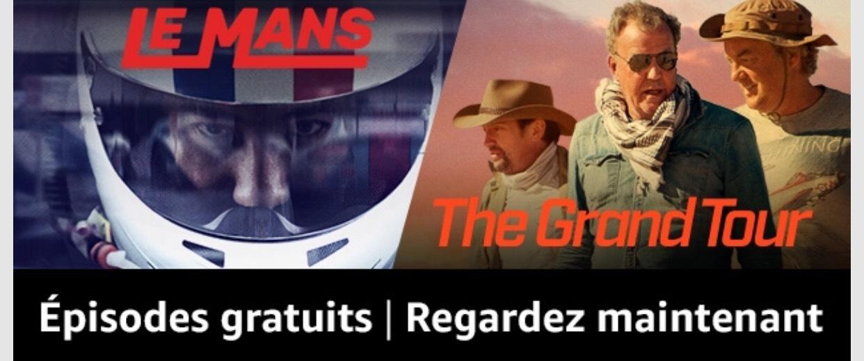Visionnage de l'Épisode spécial The Grand Tour en VOD gratuit