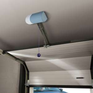 Motorisation porte de garage Nice Shelkit 24V