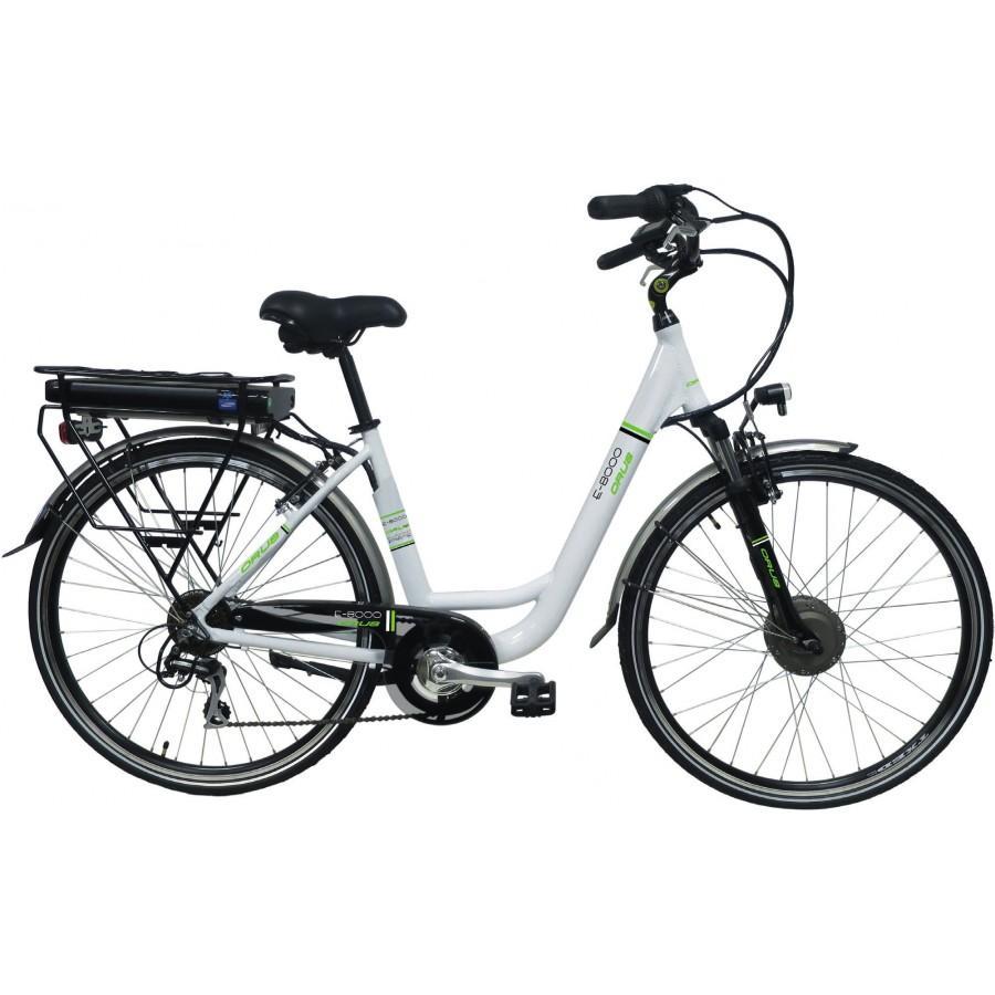 Vélo à assistance électrique (via 300€ sur la carte fidélité)