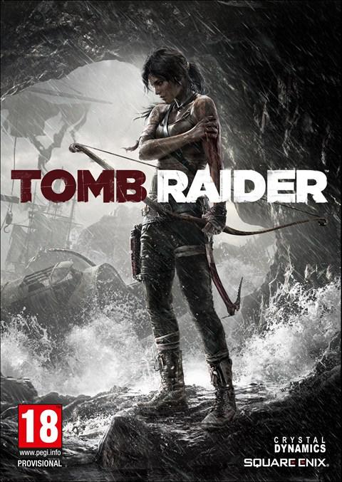 Tomb Raider sur PC (Steam - Dématérialisé)