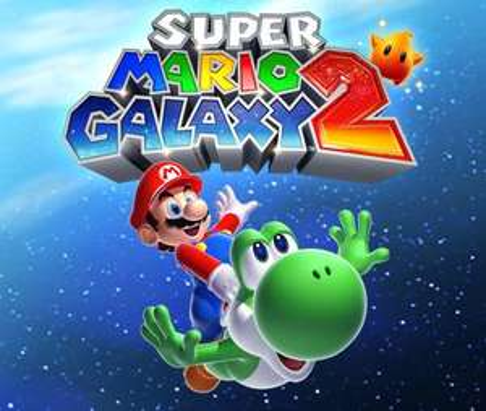 Sélection de jeux Wii U, 3DS et New 3DS en promotion (Dématérialisé) - Ex : Super Mario Galaxy 1 ou 2