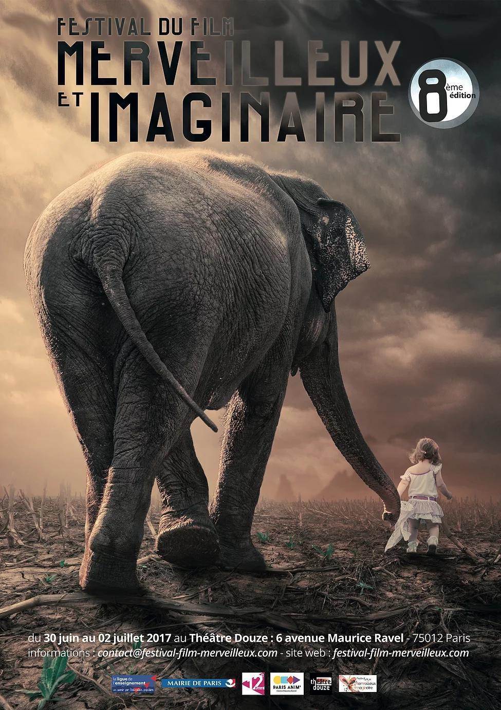 Invitation gratuite pour le festival du Film Merveilleux & Imaginaire - du 29 juin au 1er juillet, au Théâtre Douze de Paris (75)