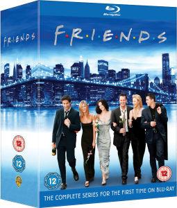 Friends - L'intégrale Blu Ray Saison 1 à 10