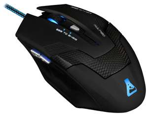 Souris Gaming The G-Lab optique de 800 à 2400 dpi