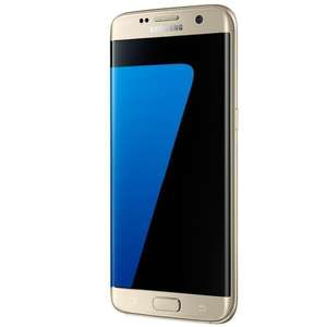 "Smartphone 5.5"" Samsung Galaxy S7 Edge - 32 Go, Or (via ODR 70€)"