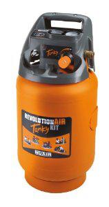 Cuve de 14L pour air comprimé Revolution'Air Tanky Kit