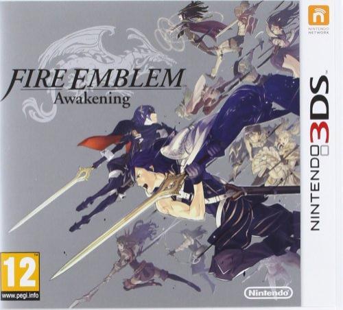 Fire Emblem : Awakening sur Nintendo 3DS