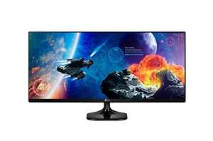"Écran PC LED 25"" LG 25UM58 - 21/9, UWFHD, 2560x1080, 5 ms"