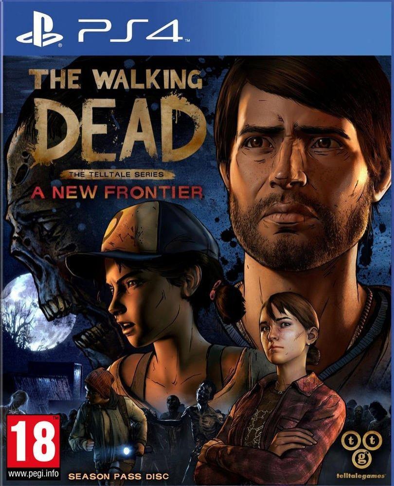 The Walking Dead The Telltale Series - Une nouvelle Frontière (Saison 3) sur PS4