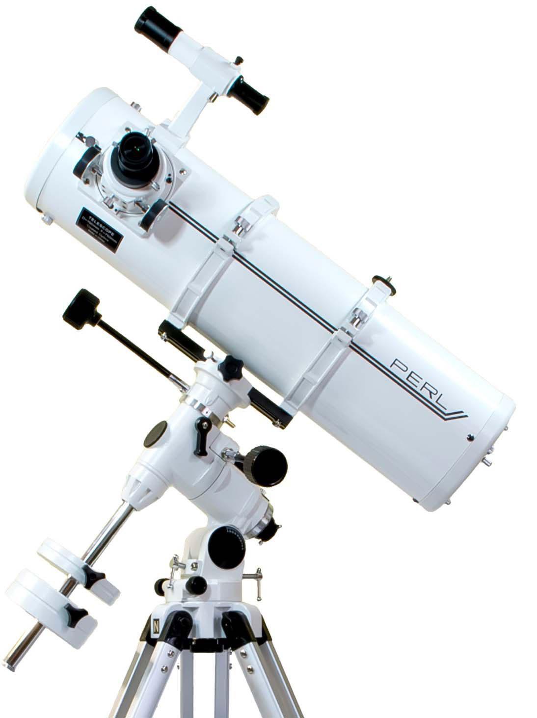 Télescope Perl Bellatrix TP 29 150/750 EQ3-2 - Motorisation double axe