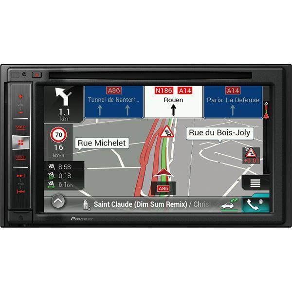 Autoradio Pioneer AVIC-F980BT - Android, auto double din (via ODR de 150€)
