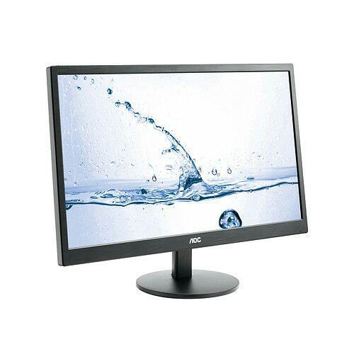 "Ecran PC 23.6"" AOC m2470Swh - Full HD, LED, 5 ms, Format large 16/9, HDMI/VGA, Noir"