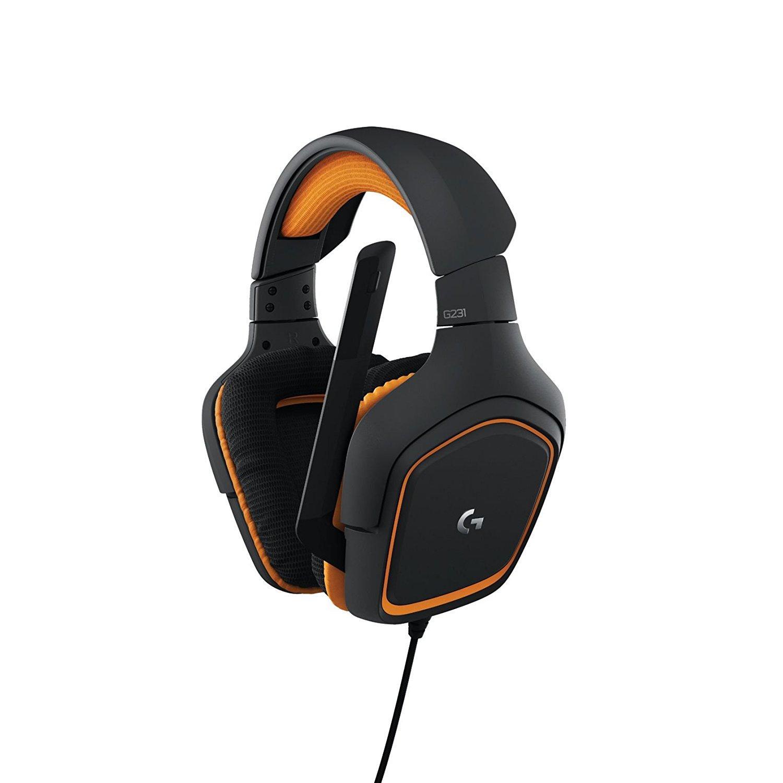 Sélection de produits Logitech en promotion - Ex : casque audio Logitech G231 Prodigy pour PC, PS4 et Xbox One