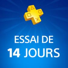 Playstation Plus - 14 jours d'essais gratuit