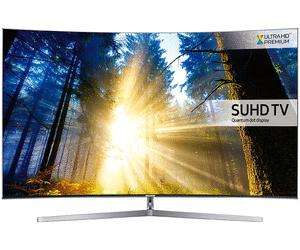 "TV incurvée 55"" Samsung UE55KS9080 - 4K UHD, LED, Smart TV"