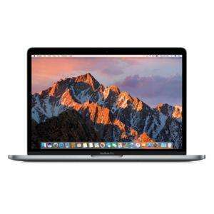 "PC portable 13.3"" Apple MacBook Pro 2017 (MPXQ2FN/A) - Retina, i5, 8 Go de RAM, 128 Go en SSD Gris Sidéral/Argent"
