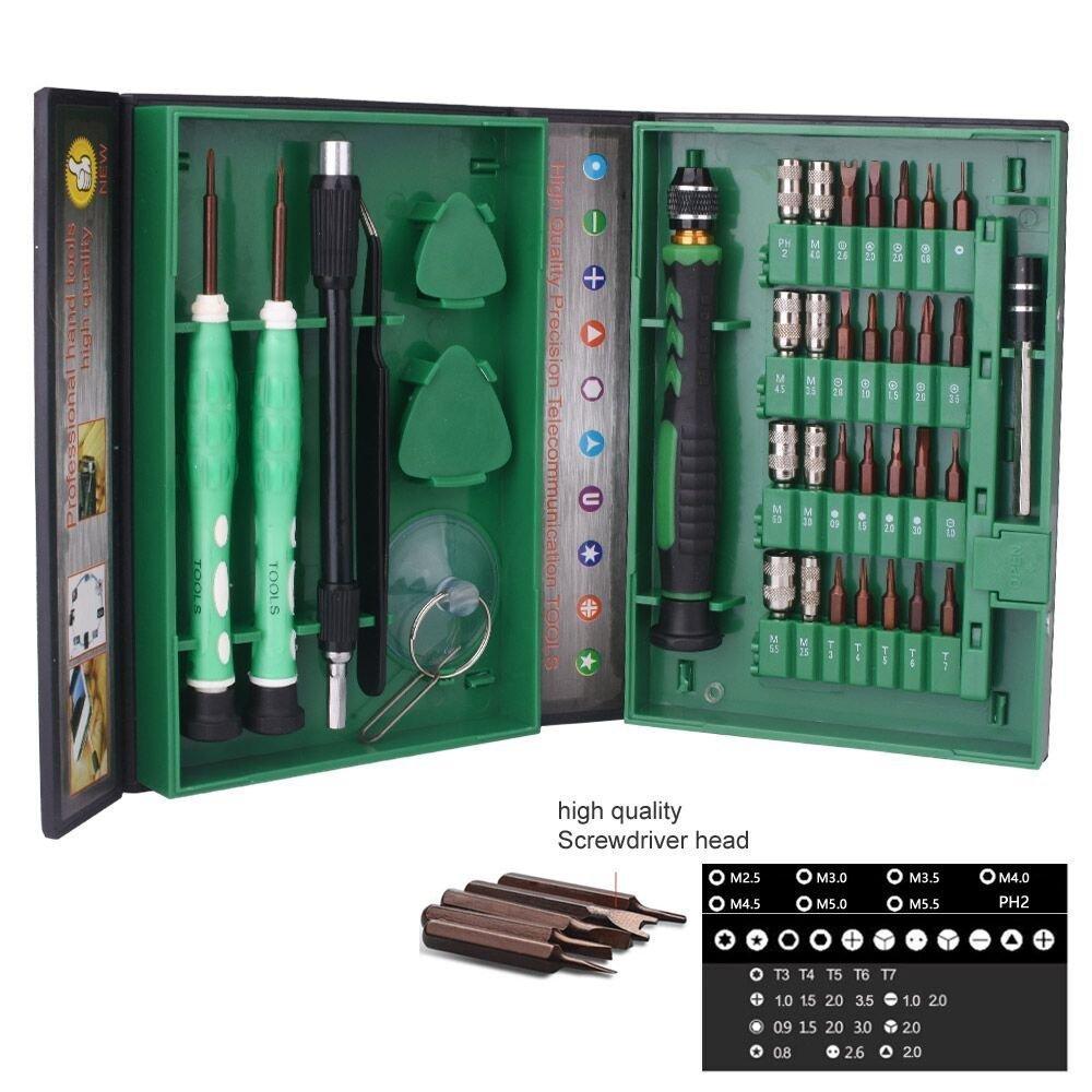 Set d'outils de réparation - 38 pièces