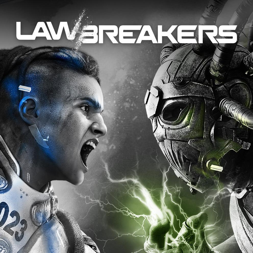 Clé pour la bêta fermée de LawBreakers Rise Up sur PC ou PS4