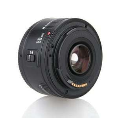 Objectif Yongnuo YN EF 50 mm f/1,8 AF Canon