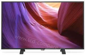 "TV LED 55"" Philips 55PUH4900 - UHD 4K (avec 50% sur la carte)"