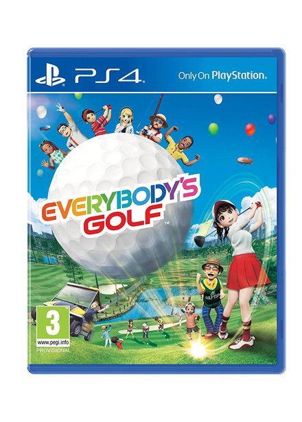 [Précommande] Everybody's Golf sur PS4