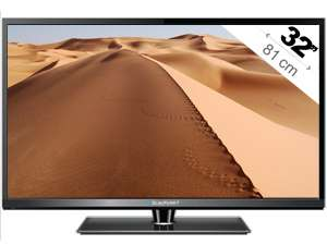 "TV LED 32"" Blaupunkt B32FC122BKHDTV - 720p"