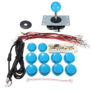 Kit Joystick arcade Zero Delay - USB