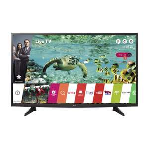 "TV LED 43"" LG 43UH610V - 4K UHD, Smart TV, 100 Hz"