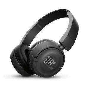 Casque sans-fil JBL T450BT - Bluetooth, Noir