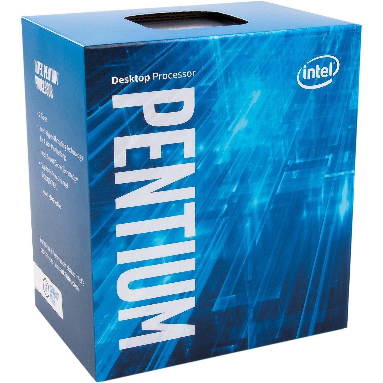 Processeur Intel Pentium G4560 3,5 GHz (2 coeurs / 4 threads)