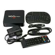 Box TV MXQ PRO Amlogic s905 1 Go de ram/8 Go rom + clavier offert