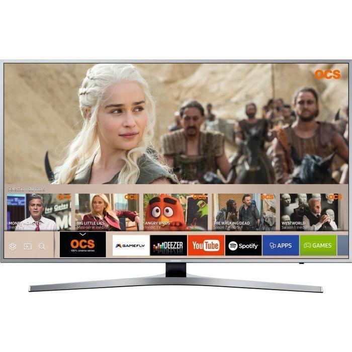 """[Cdiscount à volonté] TV 55"""" Samsung UE55MU6405 4K, Smart TV (via ODR 200€)"""