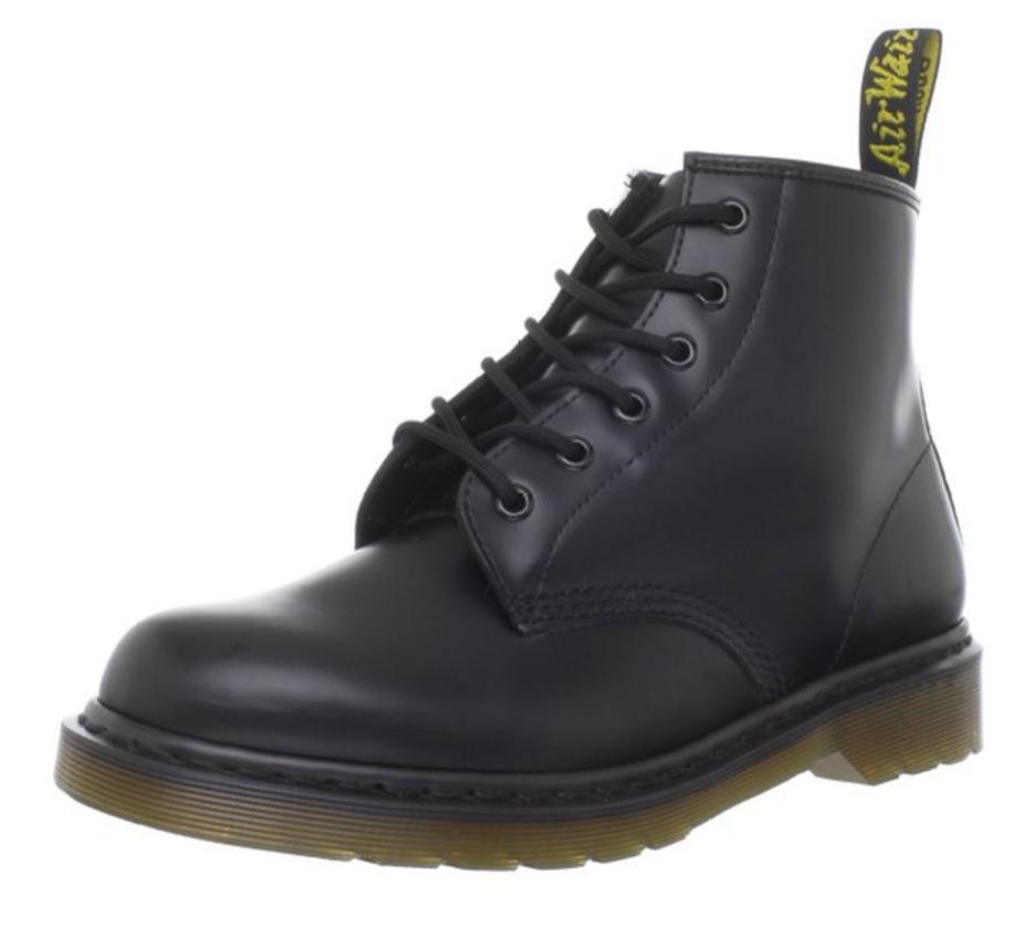 Boots homme Dr. Martens 101 Taille 36 à 48